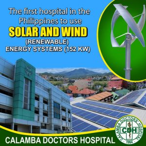 CDH Takes the Lead in Solar Wind Power