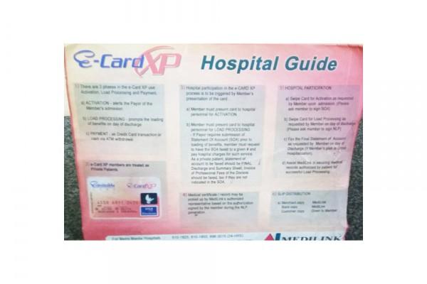 E-card XP