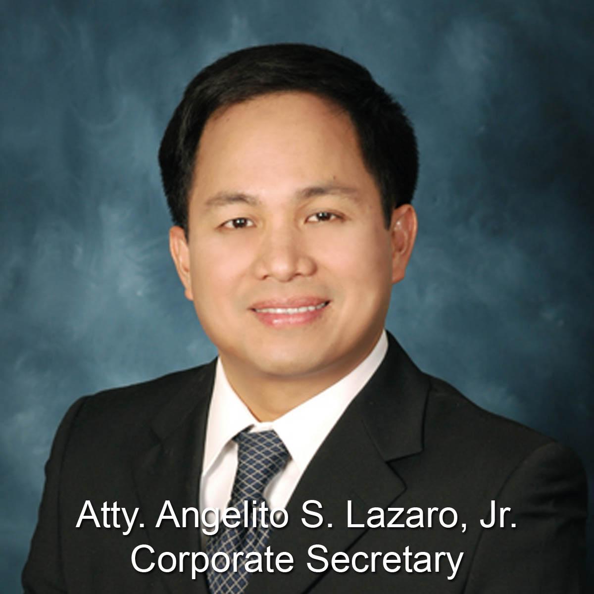 005AttyAngelitoLazaro_CorporateSecretary