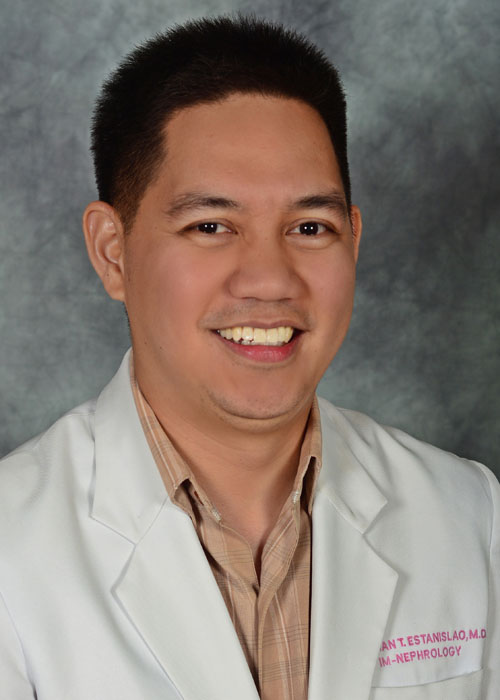Christian Sigfried T. Estanislao, M.D.